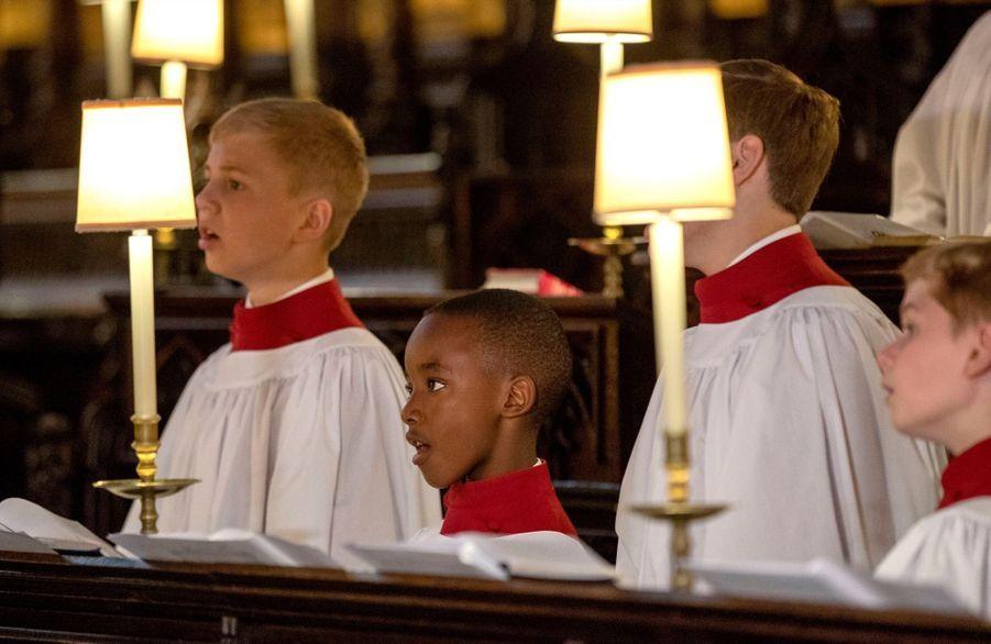 Répétition Des Petits Choristes Qui Chanteront Pour Le Mariage ( 1