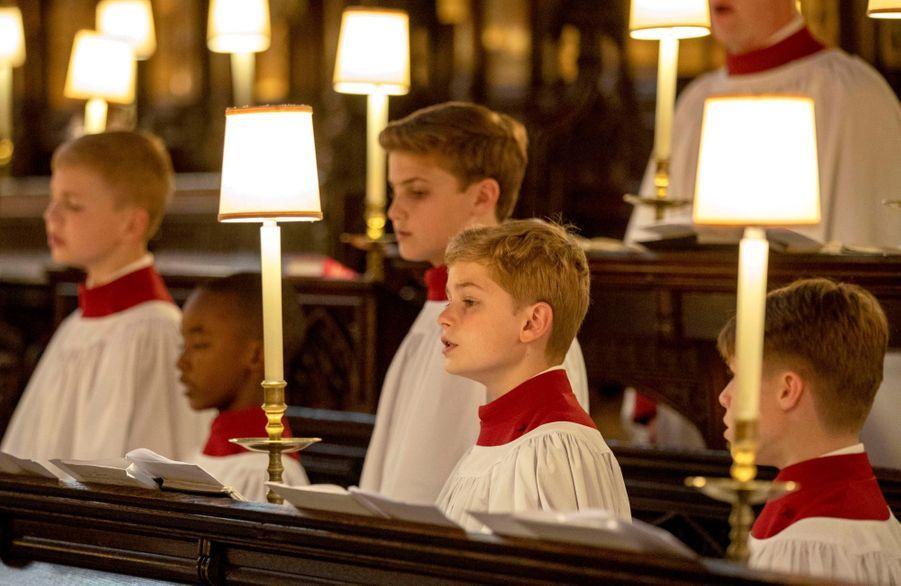 Répétition Des Petits Choristes Qui Chanteront Pour Le Mariage ( 3