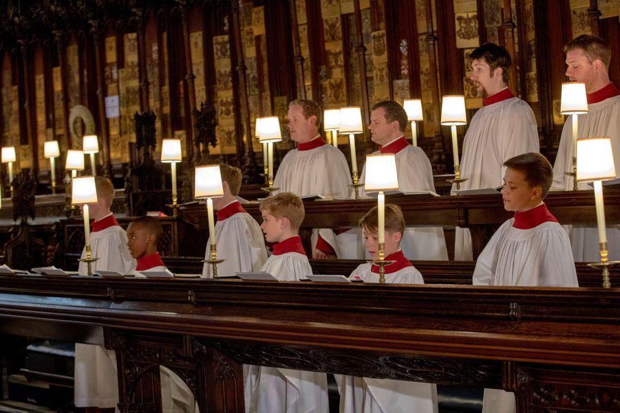 Répétition Des Petits Choristes Qui Chanteront Pour Le Mariage ( 4