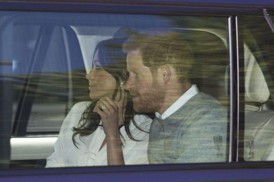 Répétition Générale Pour Le Prince Harry Et Meghan Markle ( 1