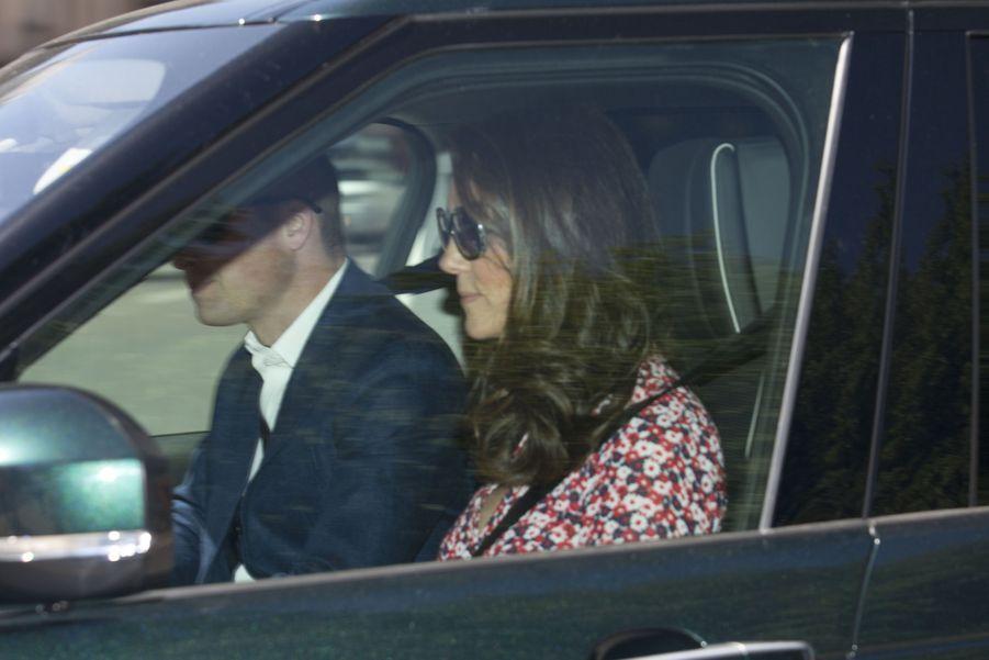 Répétition Générale Pour Le Prince William Et Kate Middleton