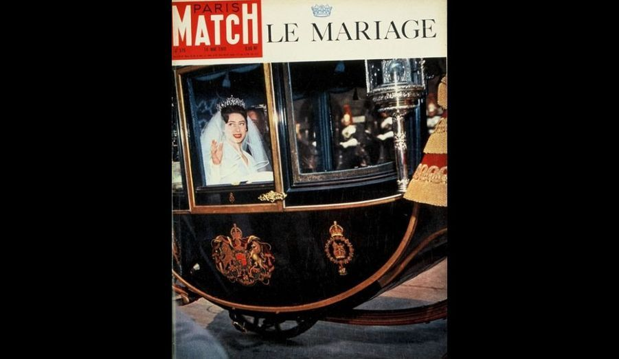14 Mai 1960. Anne, le mariage.