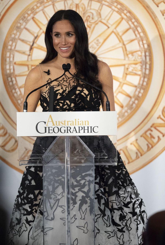 Meghan Et Harry Au Australian Geographic Society Gala Awards ( 2