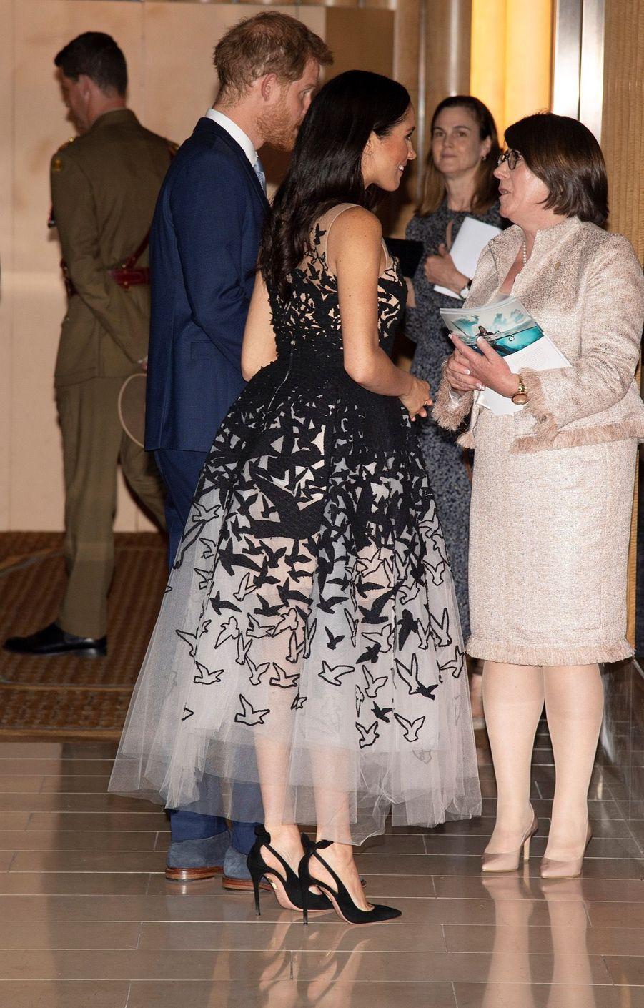 Meghan Et Harry Au Australian Geographic Society Gala Awards ( 4