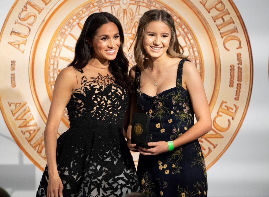 Meghan Et Harry Au Australian Geographic Society Gala Awards ( 5