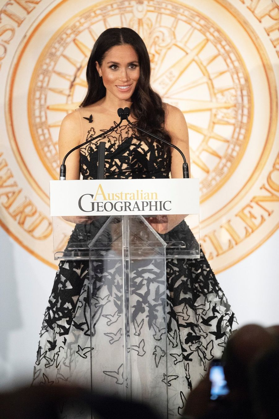 Meghan Et Harry Au Australian Geographic Society Gala Awards ( 6