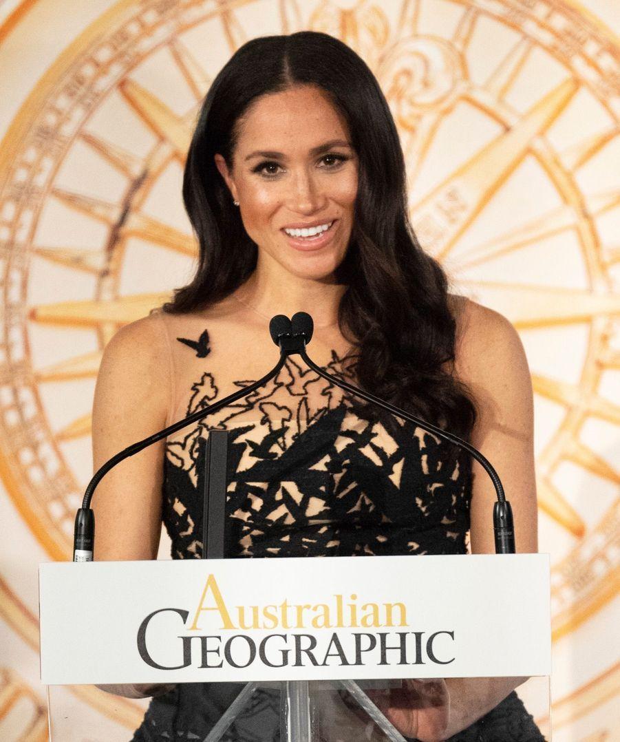 Meghan Et Harry Au Australian Geographic Society Gala Awards ( 7