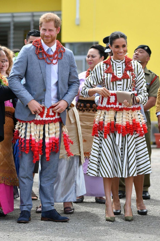 Meghan Et Harry Au Royamue De Tonga ( 16