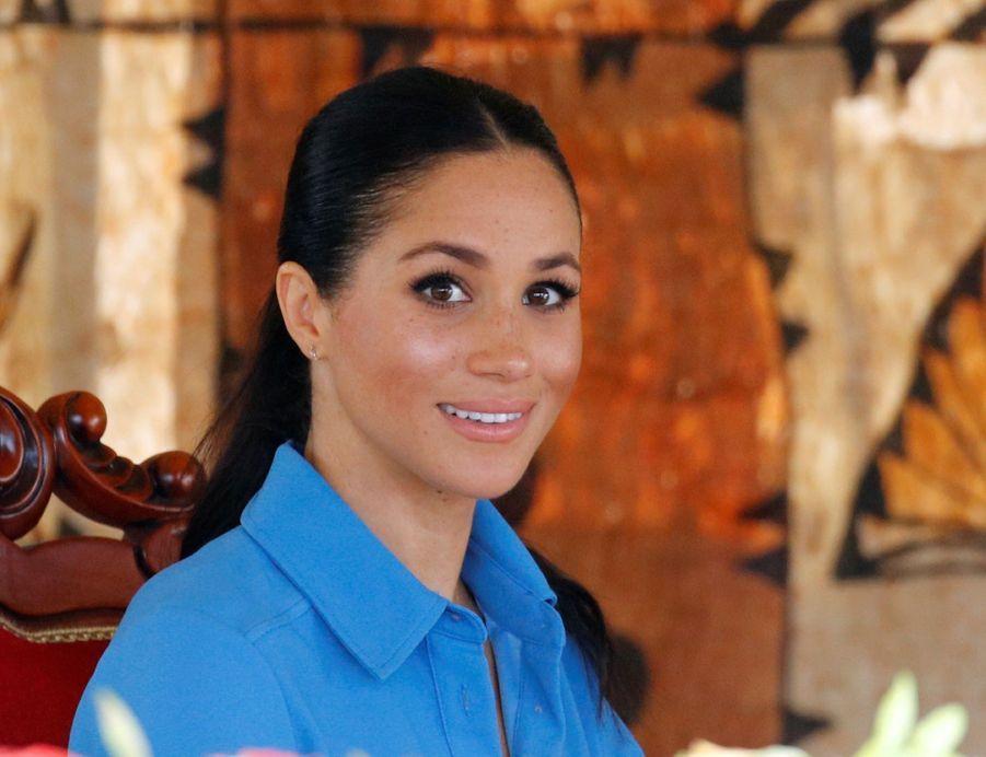 Meghan Et Harry Au Royamue De Tonga ( 20