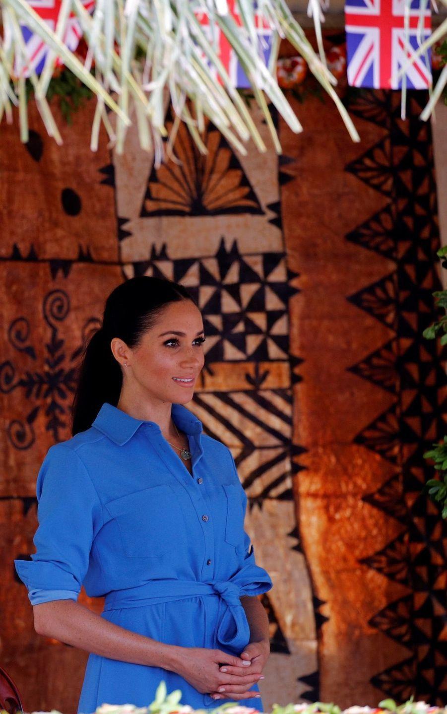 Meghan Et Harry Au Royamue De Tonga ( 23