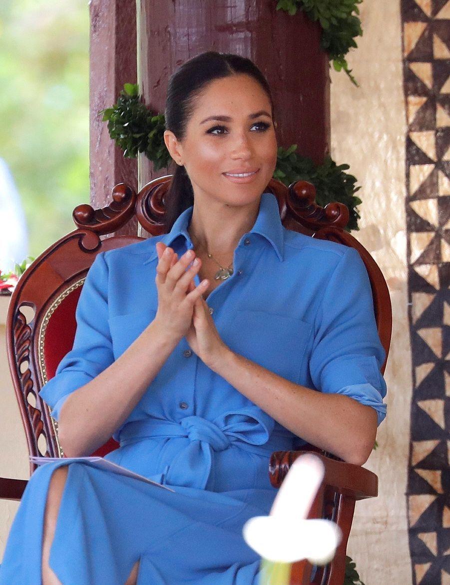 Meghan Et Harry Au Royamue De Tonga ( 28