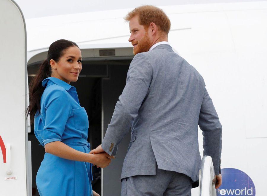 Meghan Et Harry Au Royamue De Tonga ( 35