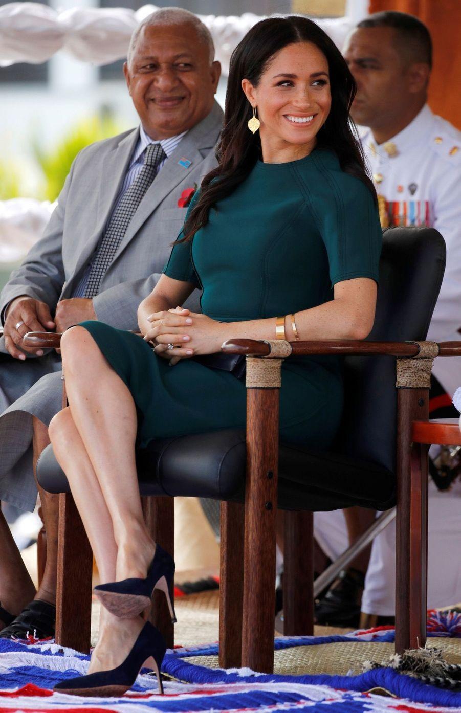 Meghan Et Harry Disent Au Revoir Aux Fidji ( 10