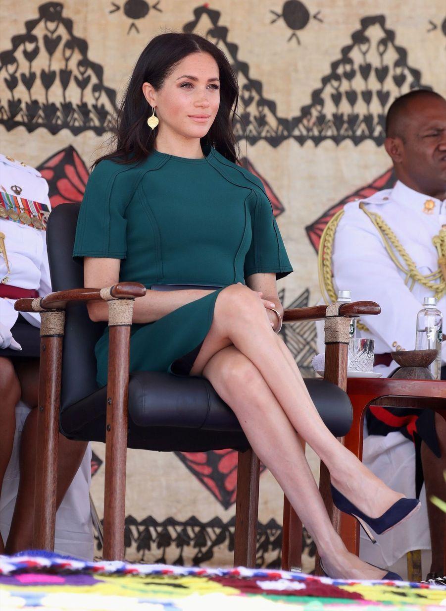 Meghan Et Harry Disent Au Revoir Aux Fidji ( 11