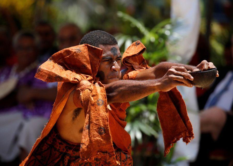 Meghan Et Harry Disent Au Revoir Aux Fidji ( 7