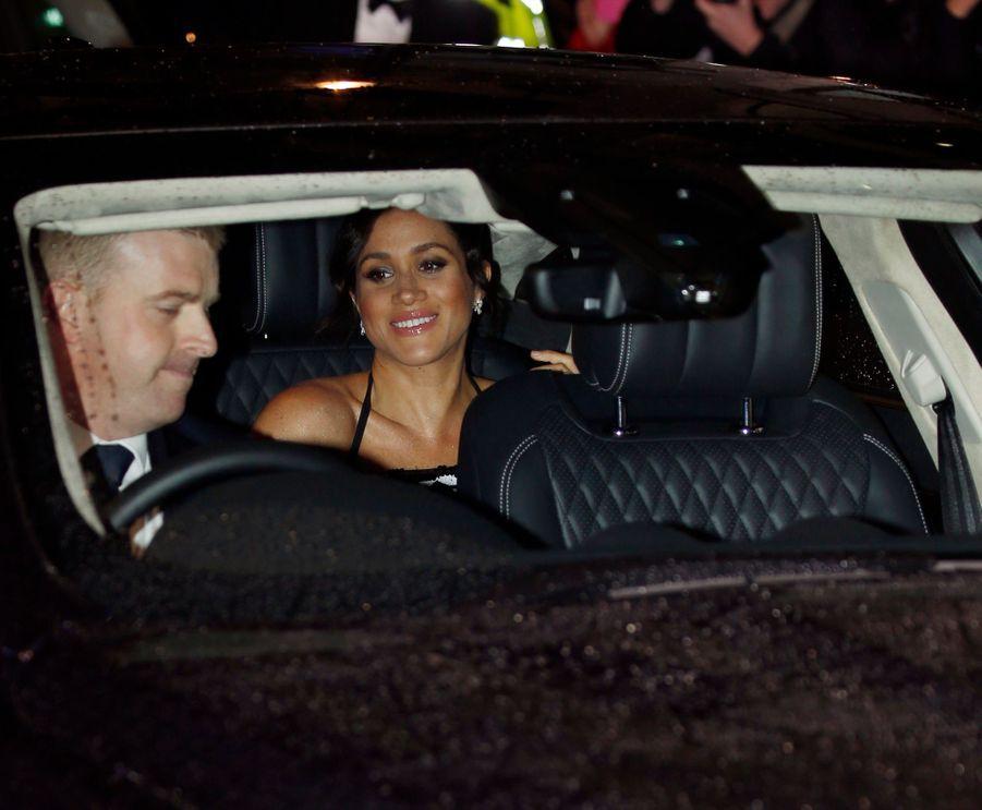 Meghan Et Harry Au Royal Variety Performance ( 1