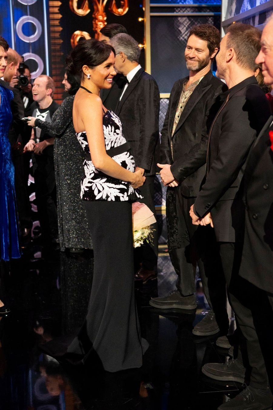 Meghan Et Harry Au Royal Variety Performance ( 14