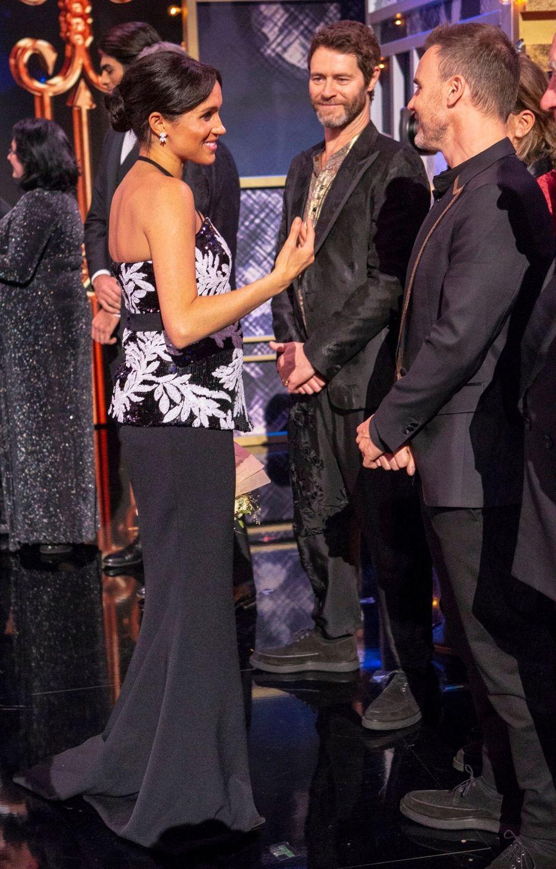 Meghan Et Harry Au Royal Variety Performance ( 15