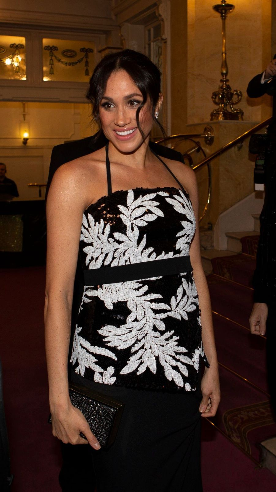 Meghan Et Harry Au Royal Variety Performance ( 7