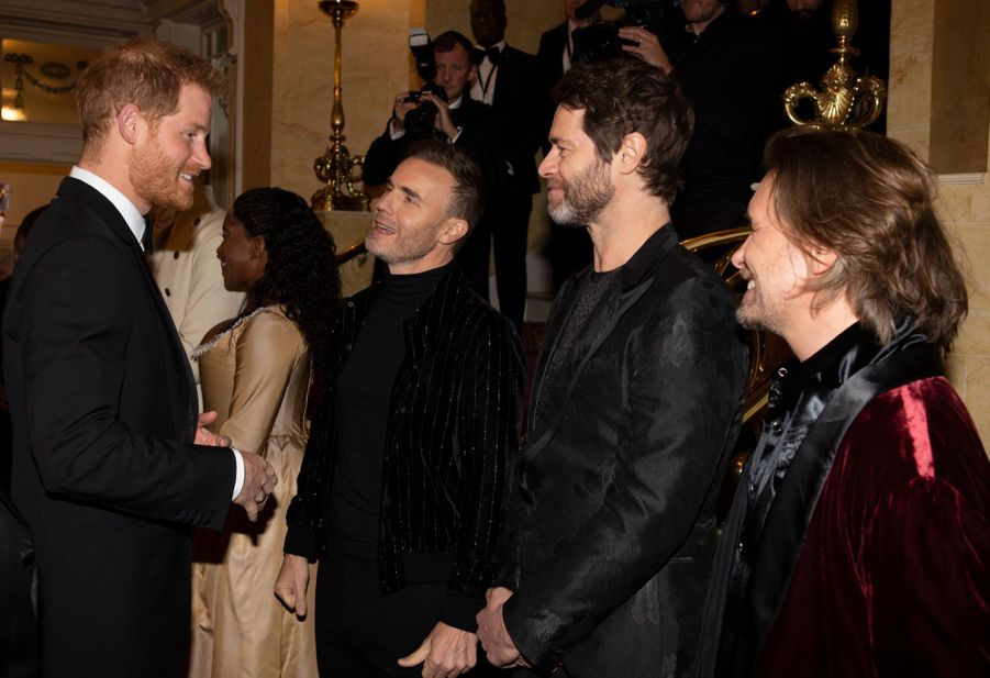Meghan Et Harry Au Royal Variety Performance ( 8