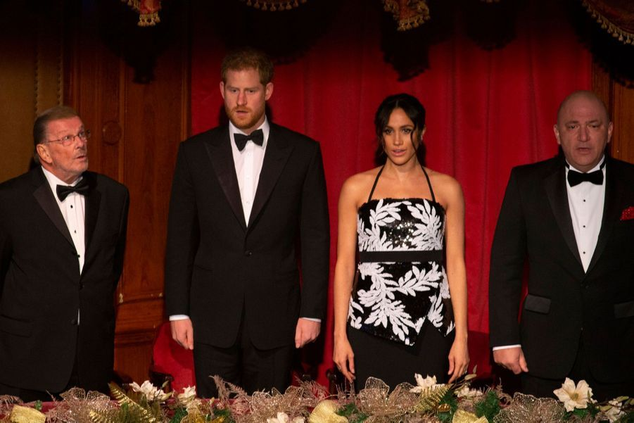 Meghan Et Harry Au Royal Variety Performance ( 9