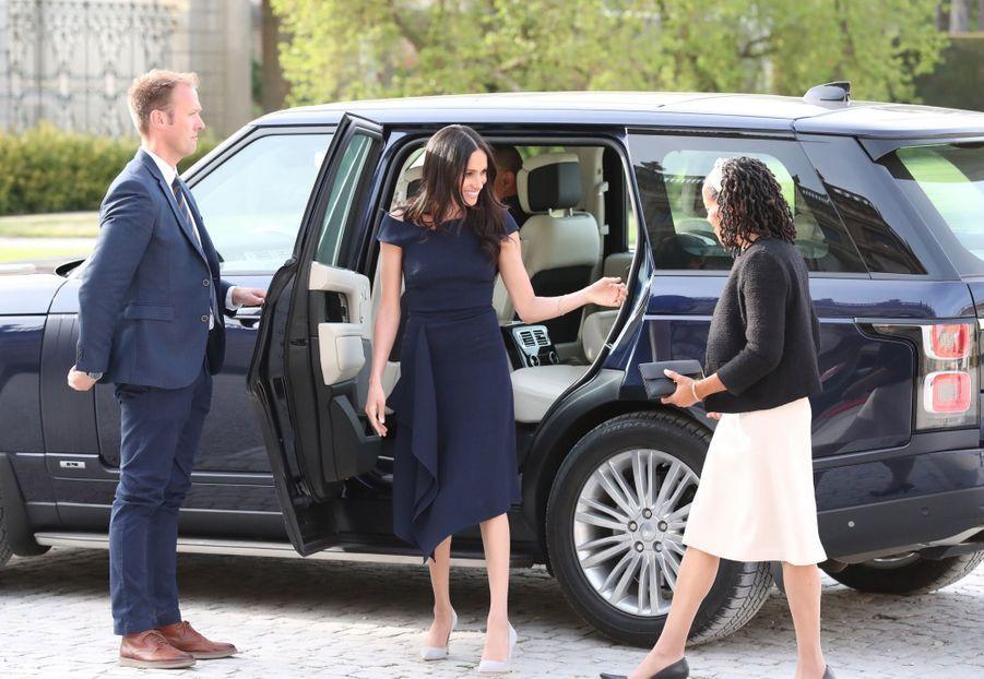 Meghan Markle Et Le Prince Harry, Dernière Sortie Avant Le Mariage ( 10
