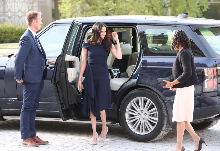 Meghan Markle Et Le Prince Harry, Dernière Sortie Avant Le Mariage ( 12