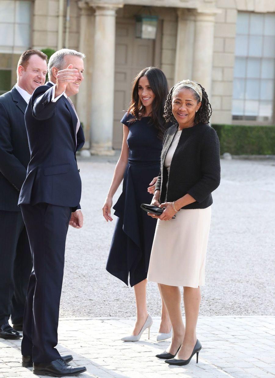 Meghan Markle Et Le Prince Harry, Dernière Sortie Avant Le Mariage ( 13
