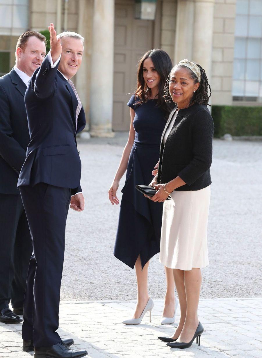Meghan Markle Et Le Prince Harry, Dernière Sortie Avant Le Mariage ( 18