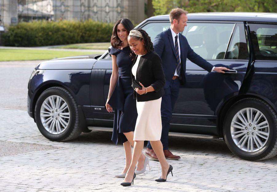 Meghan Markle Et Le Prince Harry, Dernière Sortie Avant Le Mariage ( 19