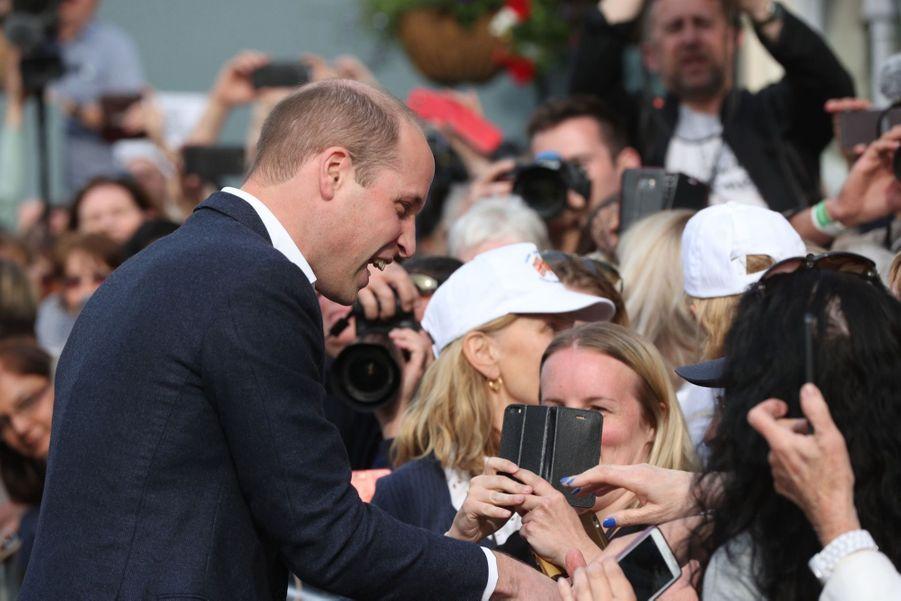 Meghan Markle Et Le Prince Harry, Dernière Sortie Avant Le Mariage ( 2