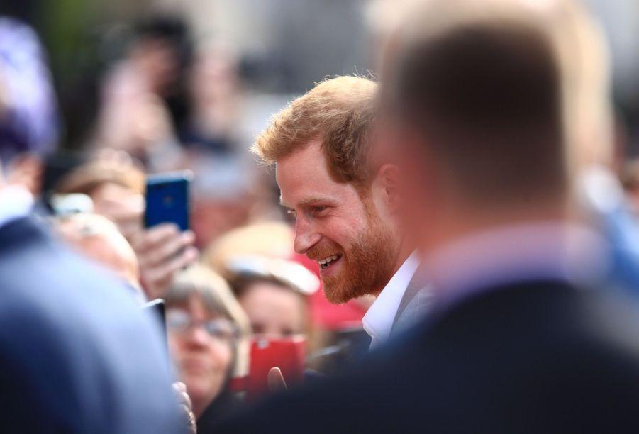 Meghan Markle Et Le Prince Harry, Dernière Sortie Avant Le Mariage ( 23