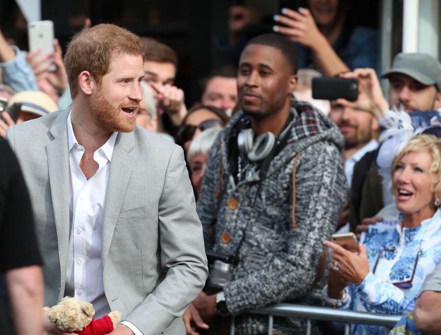 Meghan Markle Et Le Prince Harry, Dernière Sortie Avant Le Mariage ( 24