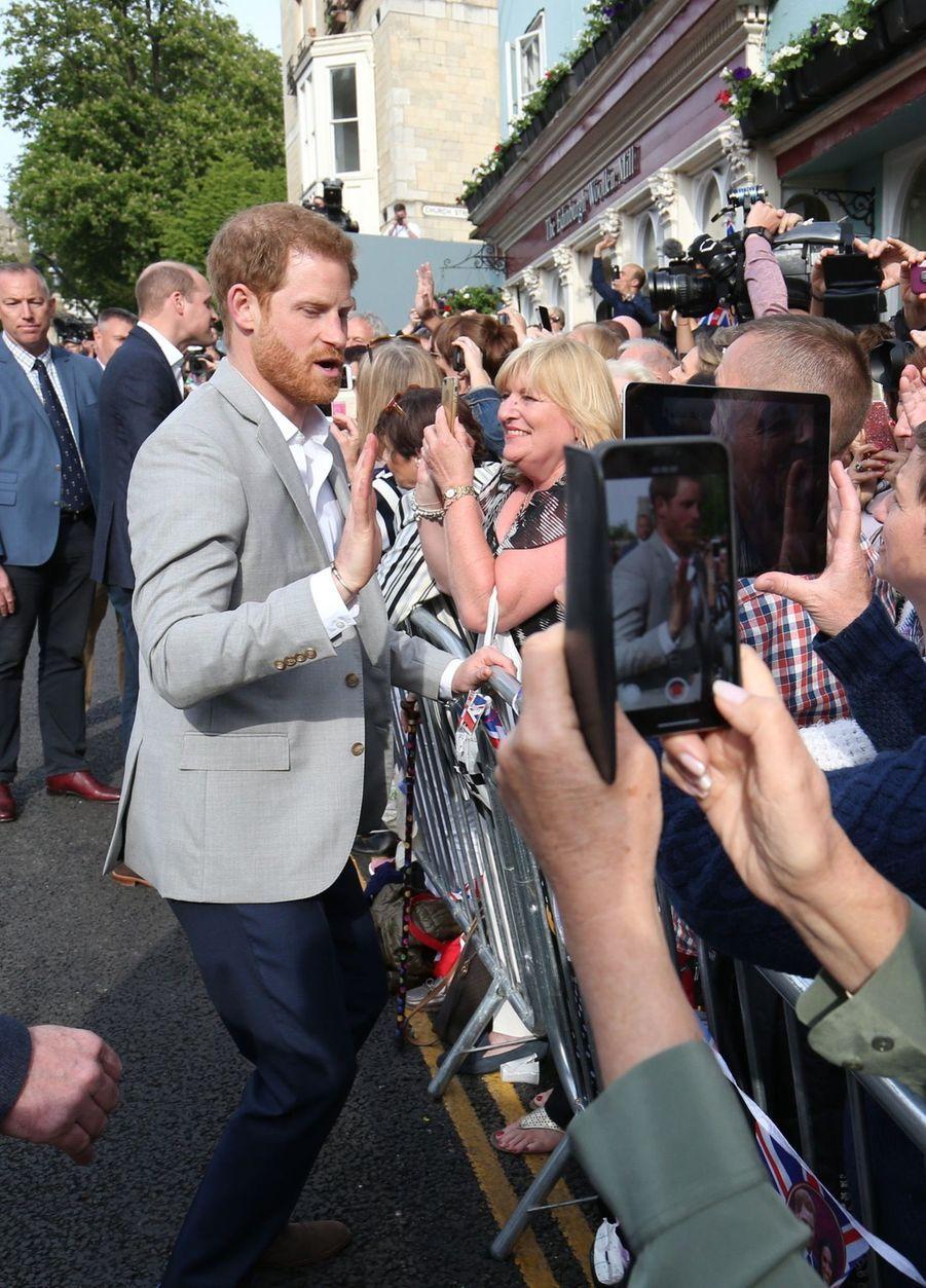 Meghan Markle Et Le Prince Harry, Dernière Sortie Avant Le Mariage ( 25