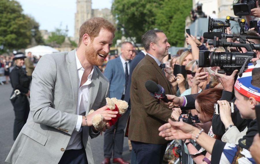 Meghan Markle Et Le Prince Harry, Dernière Sortie Avant Le Mariage ( 26