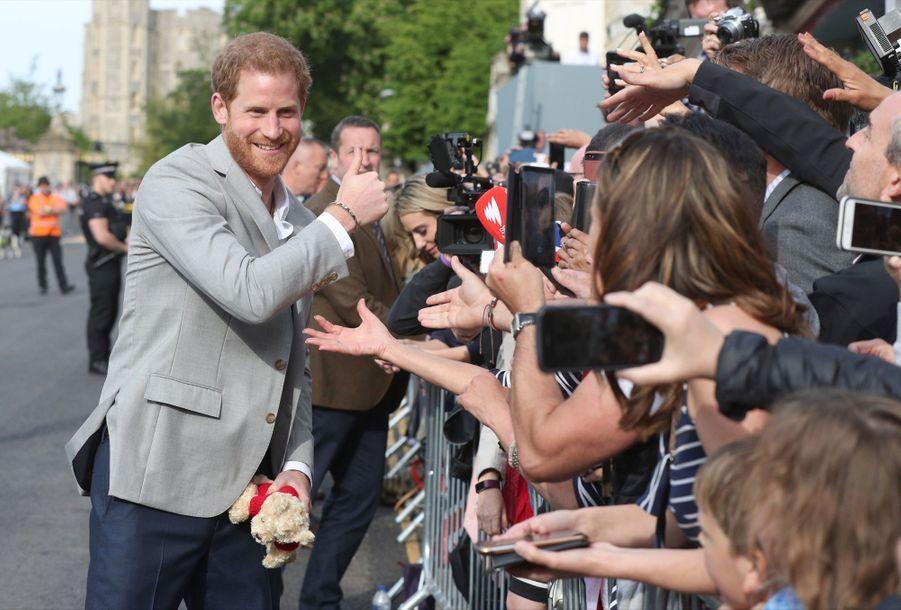 Meghan Markle Et Le Prince Harry, Dernière Sortie Avant Le Mariage ( 27