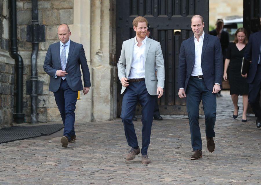Meghan Markle Et Le Prince Harry, Dernière Sortie Avant Le Mariage ( 28
