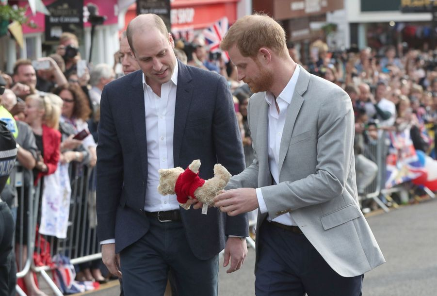 Meghan Markle Et Le Prince Harry, Dernière Sortie Avant Le Mariage ( 29