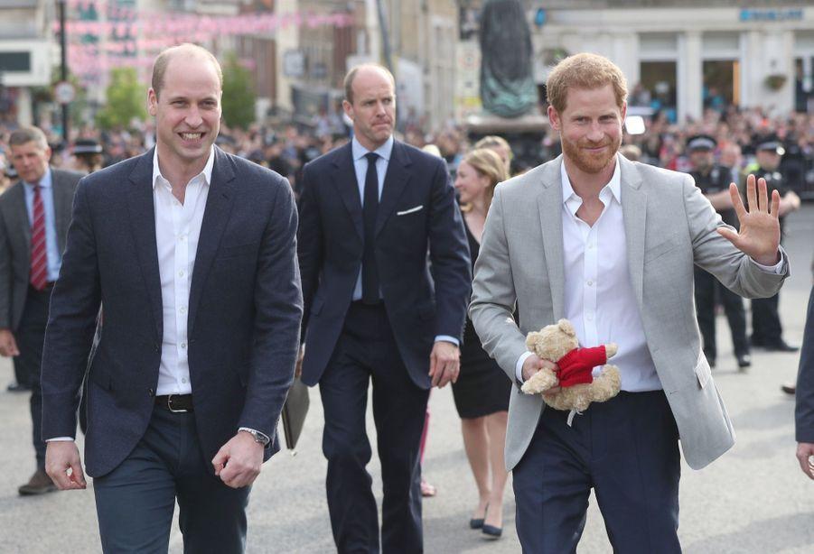 Meghan Markle Et Le Prince Harry, Dernière Sortie Avant Le Mariage ( 30