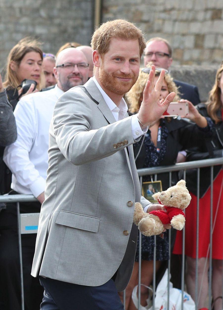 Meghan Markle Et Le Prince Harry, Dernière Sortie Avant Le Mariage ( 31