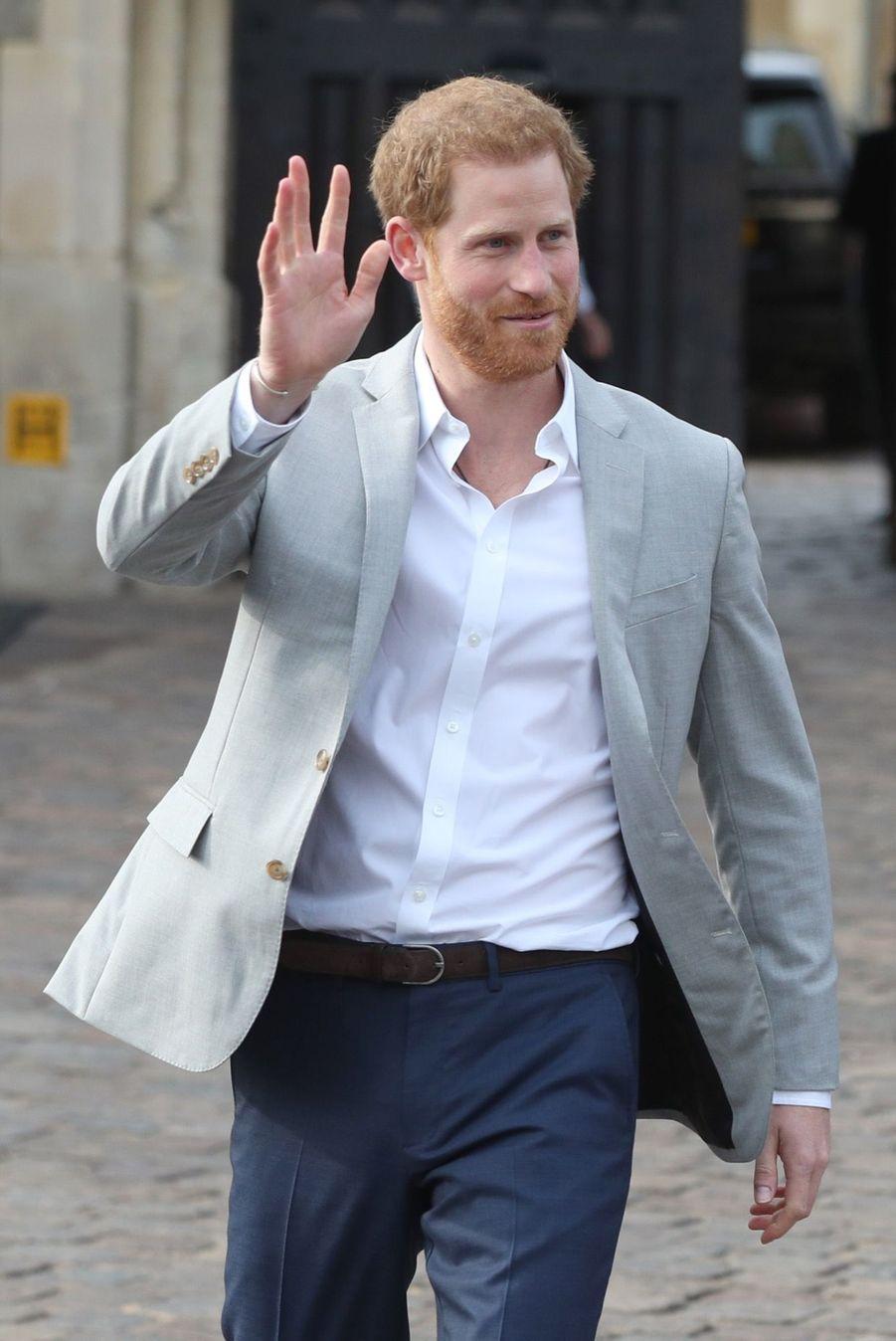Meghan Markle Et Le Prince Harry, Dernière Sortie Avant Le Mariage ( 32
