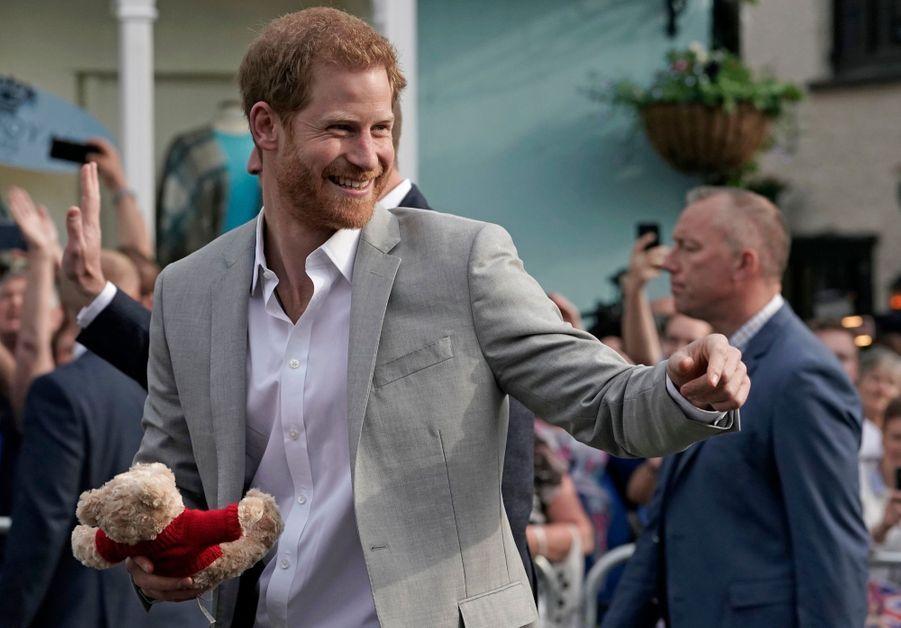 Meghan Markle Et Le Prince Harry, Dernière Sortie Avant Le Mariage ( 33