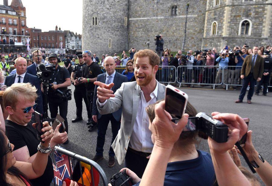 Meghan Markle Et Le Prince Harry, Dernière Sortie Avant Le Mariage ( 35