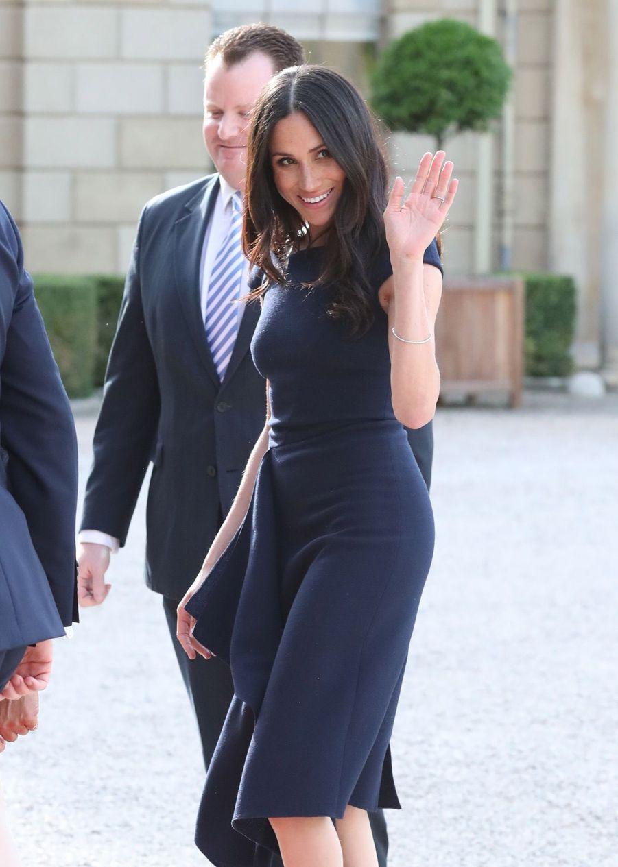 Meghan Markle Et Le Prince Harry, Dernière Sortie Avant Le Mariage ( 36