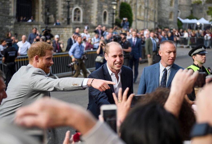 Meghan Markle Et Le Prince Harry, Dernière Sortie Avant Le Mariage ( 37