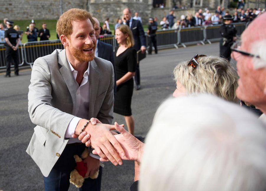 Meghan Markle Et Le Prince Harry, Dernière Sortie Avant Le Mariage ( 38