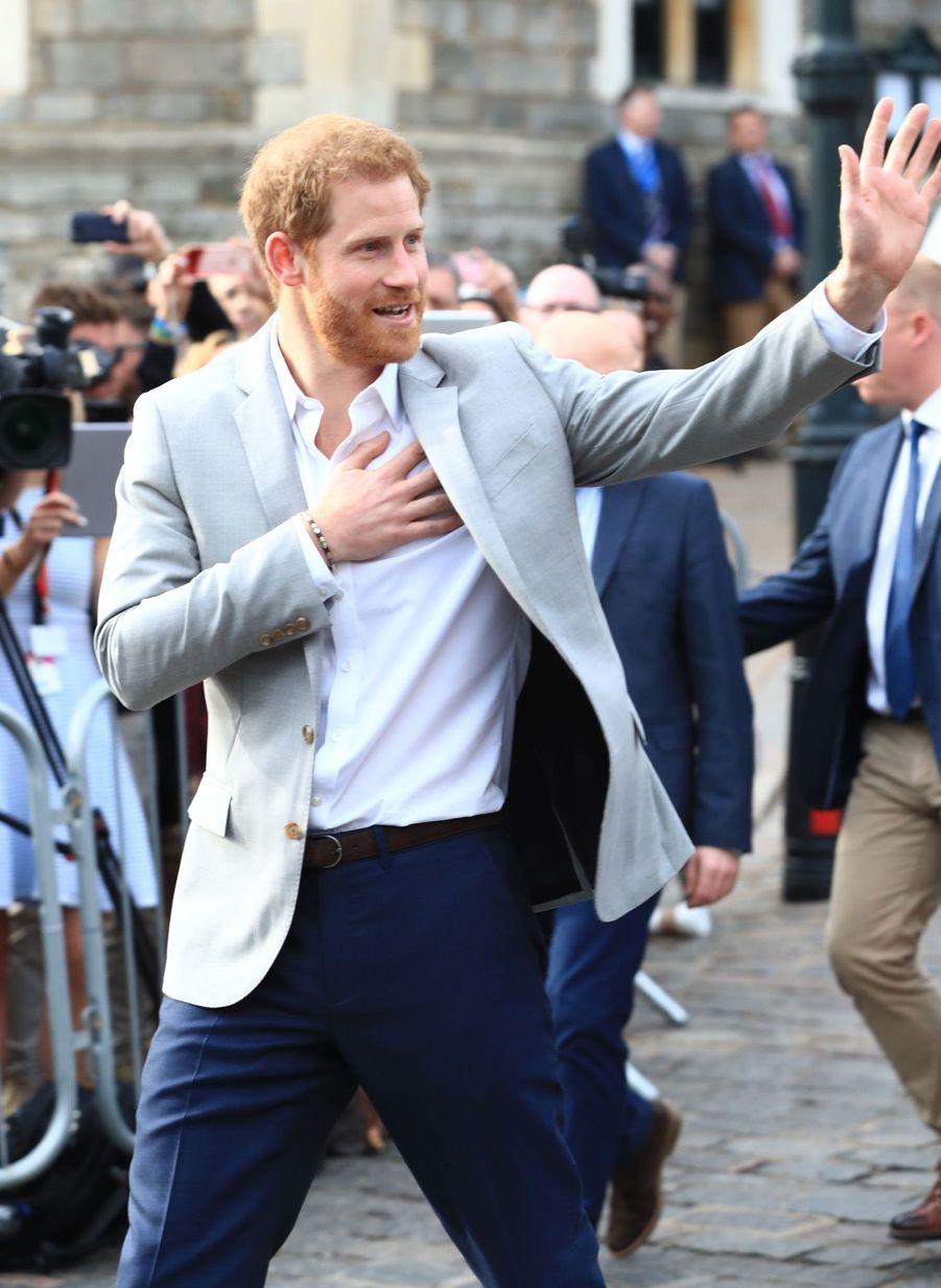 Meghan Markle Et Le Prince Harry, Dernière Sortie Avant Le Mariage ( 4