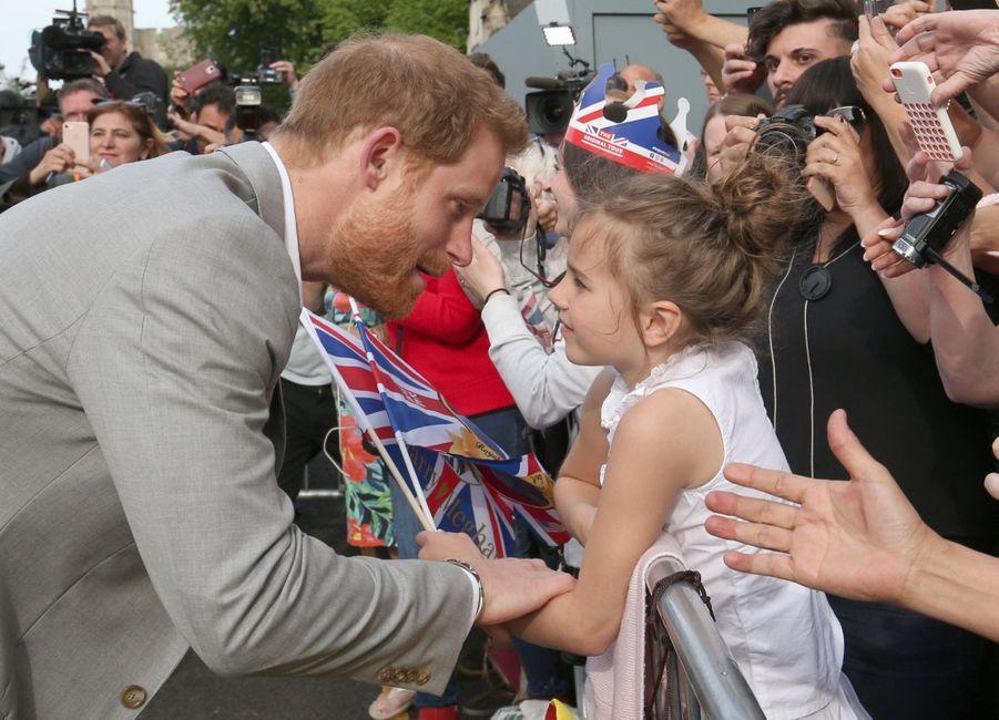 Meghan Markle Et Le Prince Harry, Dernière Sortie Avant Le Mariage ( 5