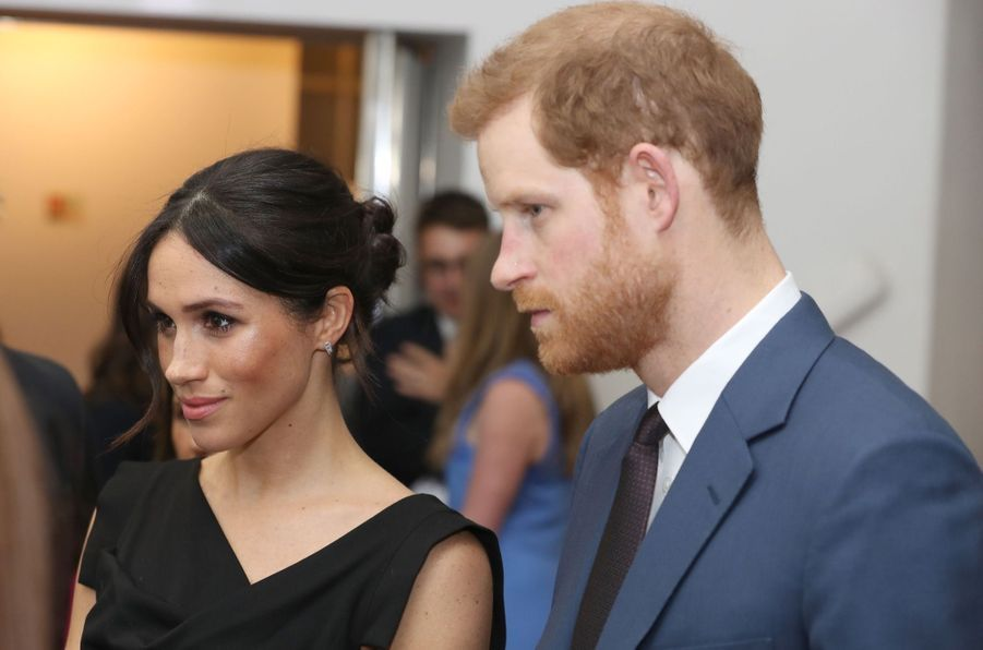 Le Prince Harry Et Meghan Markle En Duo Pour Les Droits Des Jeunes Femmes 3