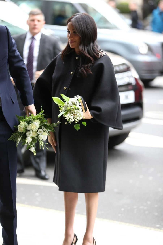 Meghan Markle à Londres le 19 mars 2019